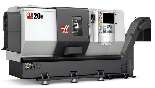 Haas ST-20Y-Axis Turning Centre