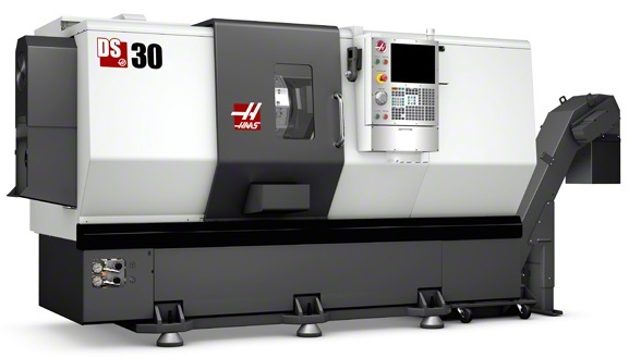 Haas DS-30 Dual Spindle Turning Centre