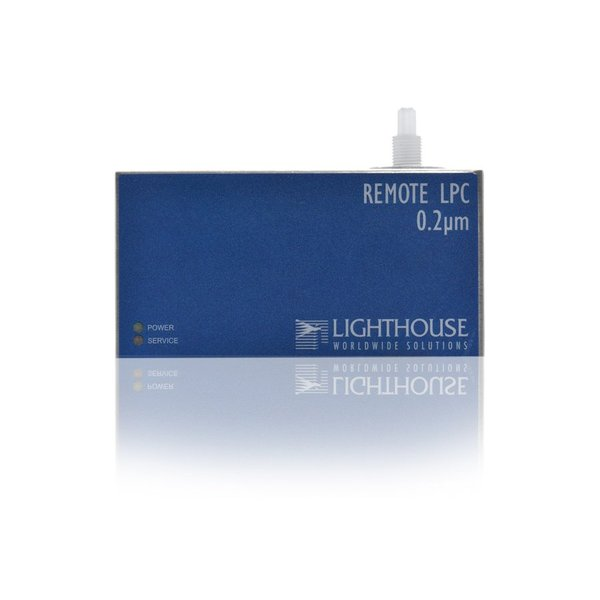 Lighthouse Remote LPC 0.2 micron (4-20mA Output)
