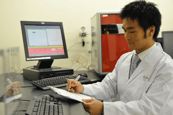 Lab analytical testing service
