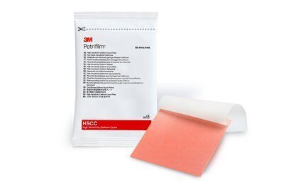 3M™ Petrifilm™ High-Sensitivity Coliform Count Plates