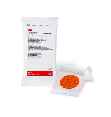 3M™ Petrifilm™ Rapid Coliform Count Plates