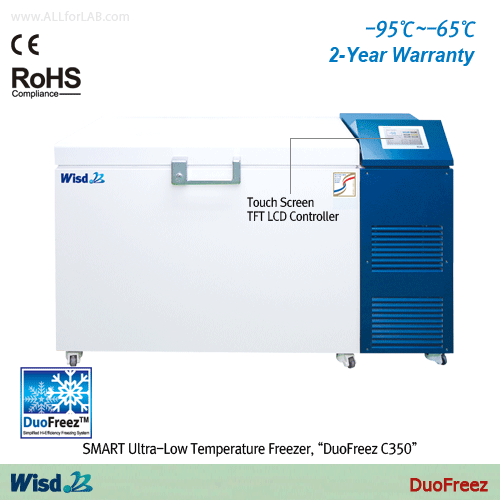 Daihan SMART Digital ULT Freezer Chest -95℃