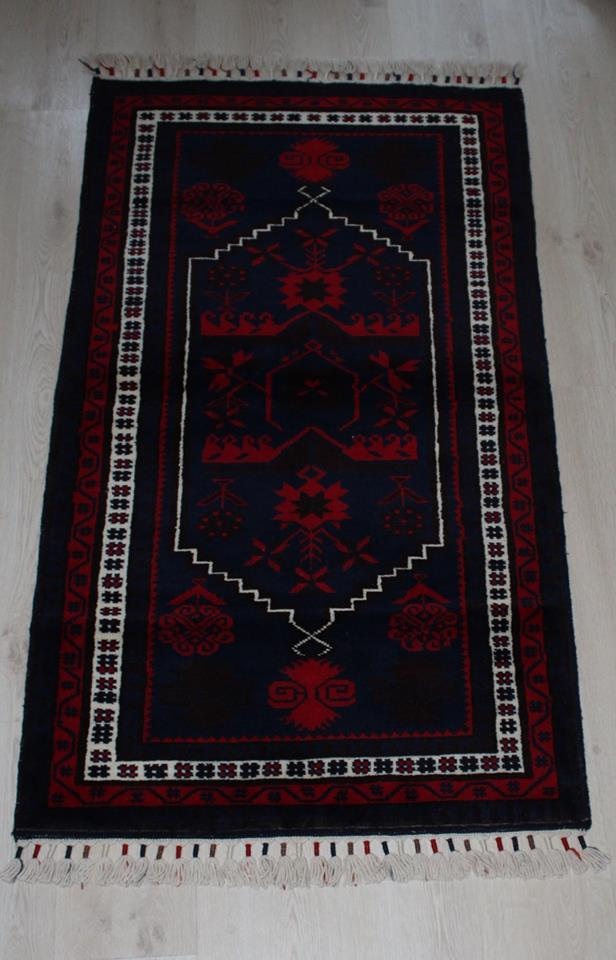 Turkish Yagcibedir Handmade Wool Rugs