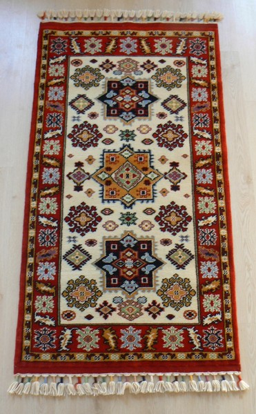 Turkish Sirvan Vegetable Handmade Wool Rugs
