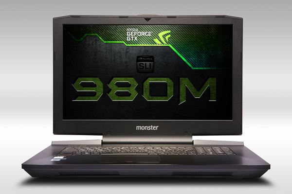 SEMRUK S7 V3.1.1 - 17.3 SLI Gaming Laptop
