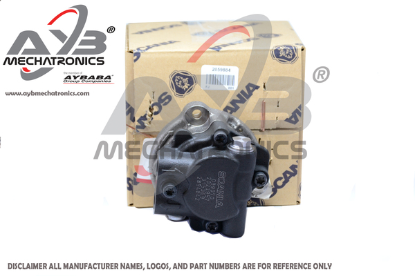 2059884 DIESEL FUEL FEET PUMPS