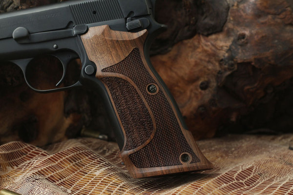 Browning HP High Power Target Grip