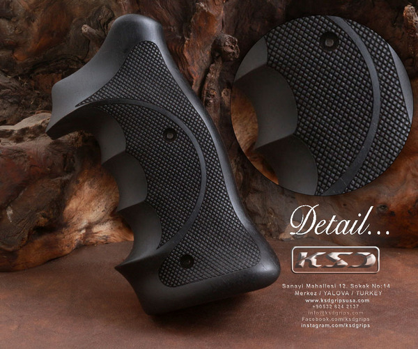 Smith Wesson N Frane Roundbutt Prof. Target Grips