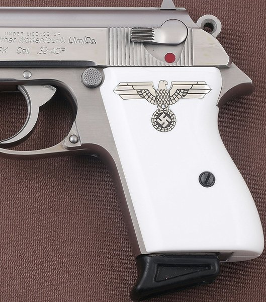 Walther PPK American (Interarms) Made Grip