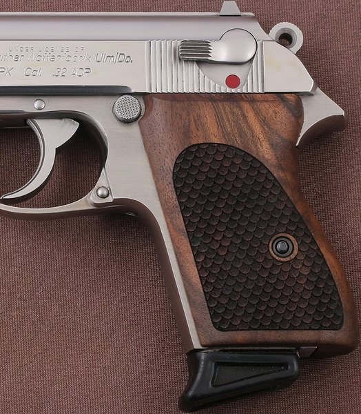Walther PPK American(Interarms) Made Grip