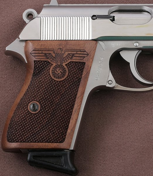 walther interarms ppk ksd grips