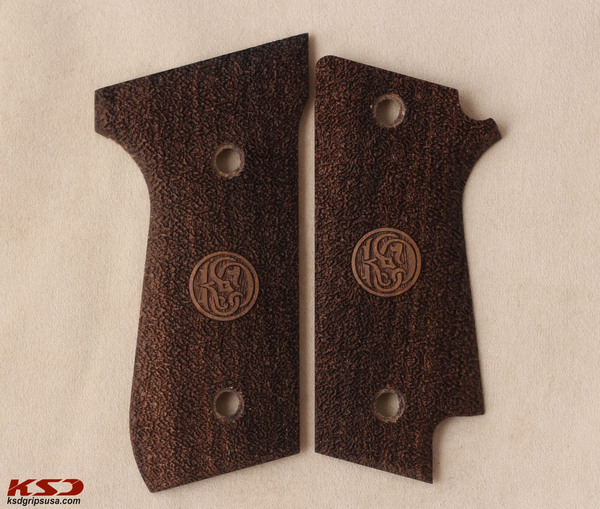 Beretta 92 S ( Safety Lever Cut )Grip