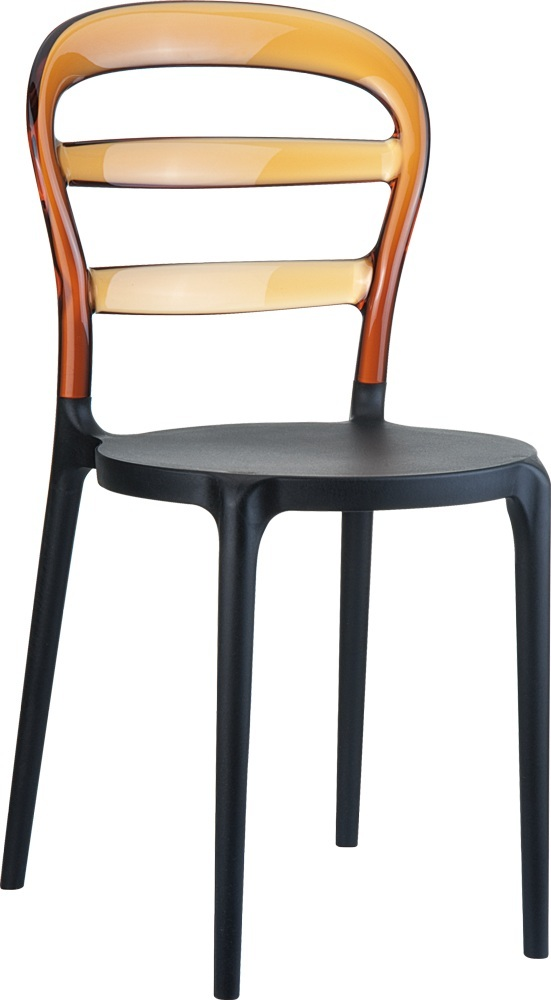 SST-055-Miss Bibi Plastic&Polycarbonate Chair