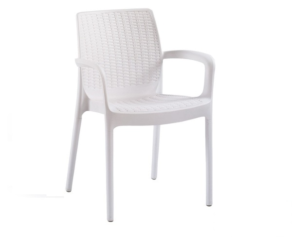 SST-808-Panama Rattan Looking Injection Armchair