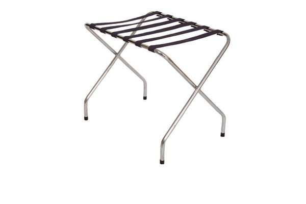 BNK-1871-Suitcase Table 304 Quality Stainless Steel Folding Frame