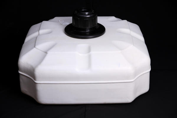 NEO-DEV-King Size 70kg. Plastic Drum Umbrella Base