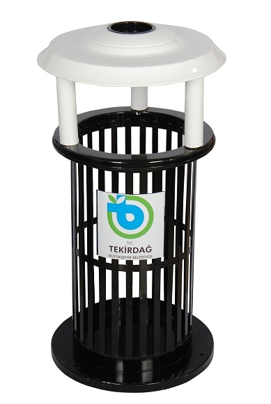 NEO-A-116-Perforated Trash Bin Big Size