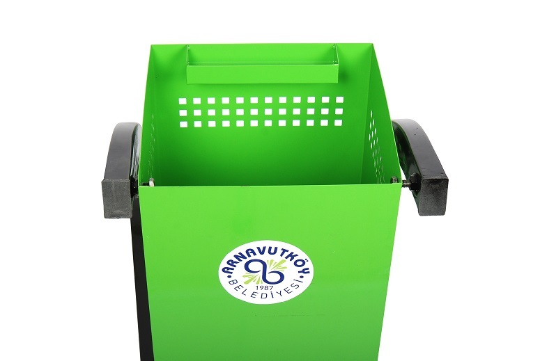 NEO-120K-Litter Bin with Ashtray