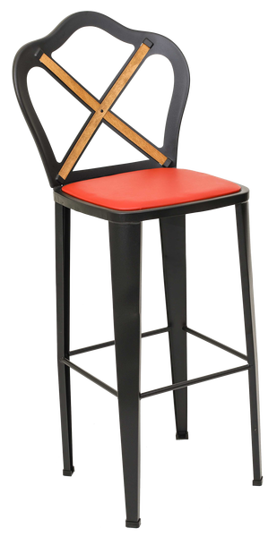 SIZ-BR-103-Bar Chair Metal