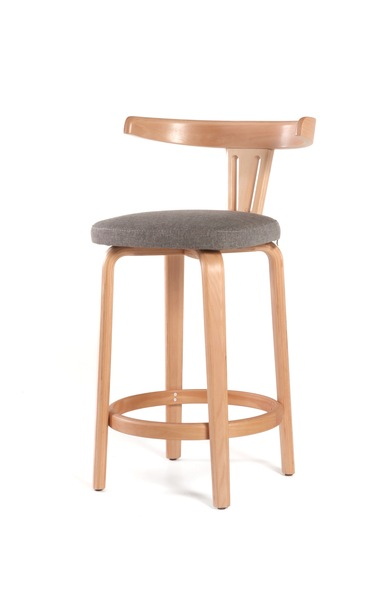 SNC-317-Bar chair-Metal Frame Seat and Back Upholstered