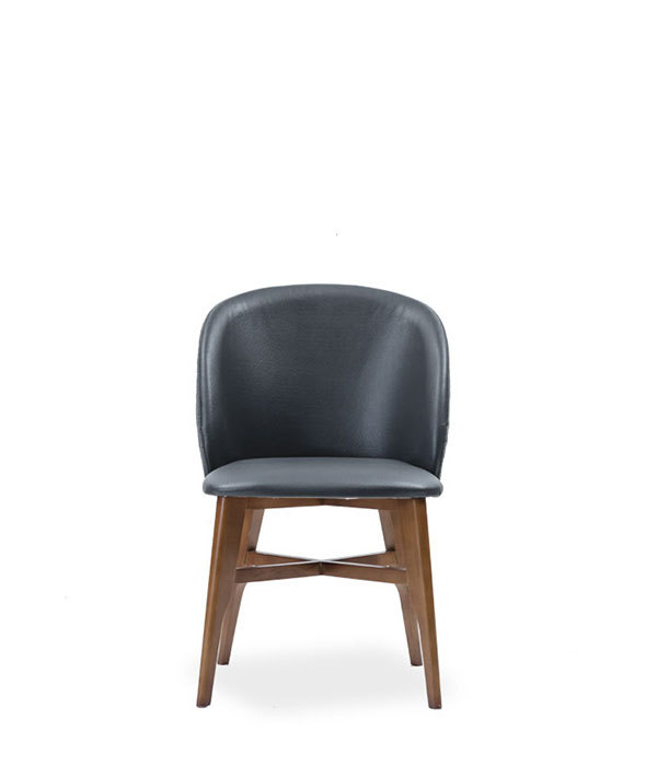 SNC-308-Chair-Wooden frame upholstered