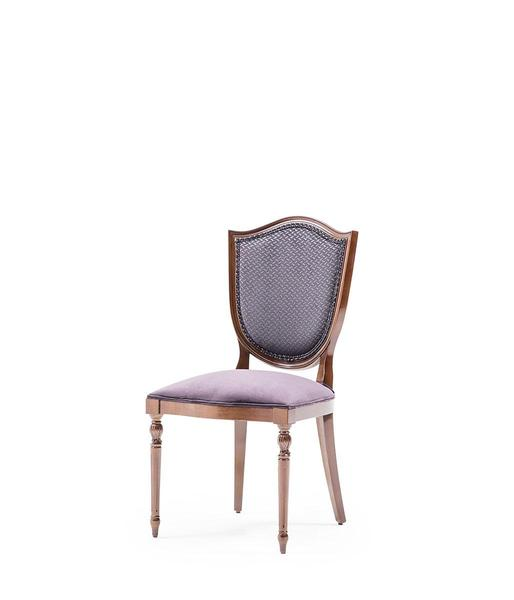 SNC-258-Chair- Wooden frame upholstered