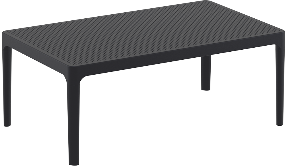 RYG-3564-Coffee Table Iroko Wood 60x120x43h
