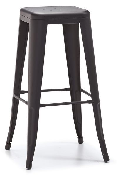 DCS-S126-BT-Metal Bar Stool
