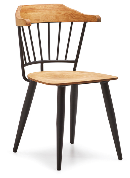 DCS-S-149-Dining Chair -Metal Leg