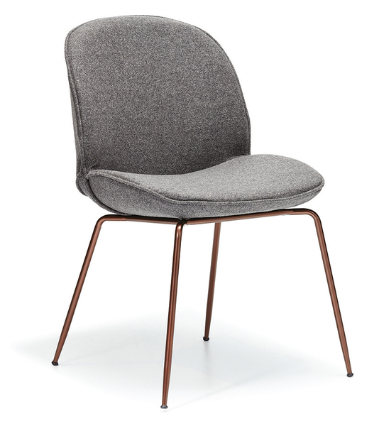 DCS-S-171-Chair , Metal Frame, Upholstered