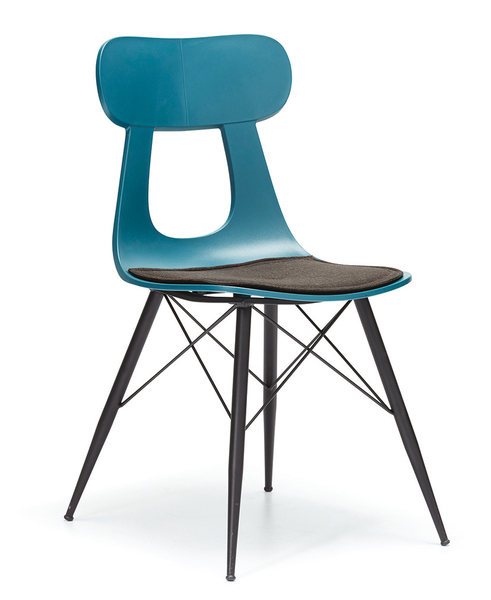ELT-NCL238 Metal Chair