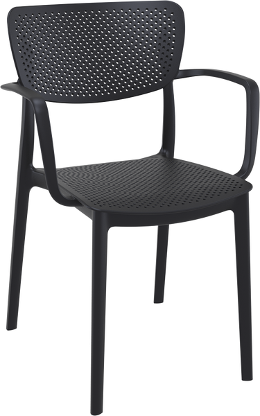 TLL-RTS-PD-CH-Chair Padded Plastic