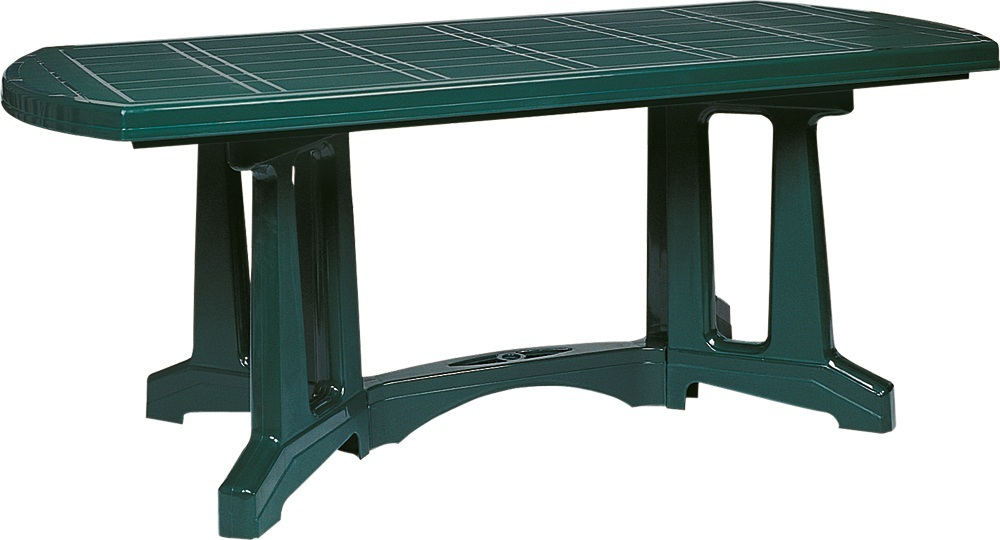SST-158-Rectangular Table Plastic