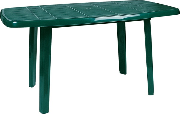 SST-187-Rectangular Table Plastic 140x80