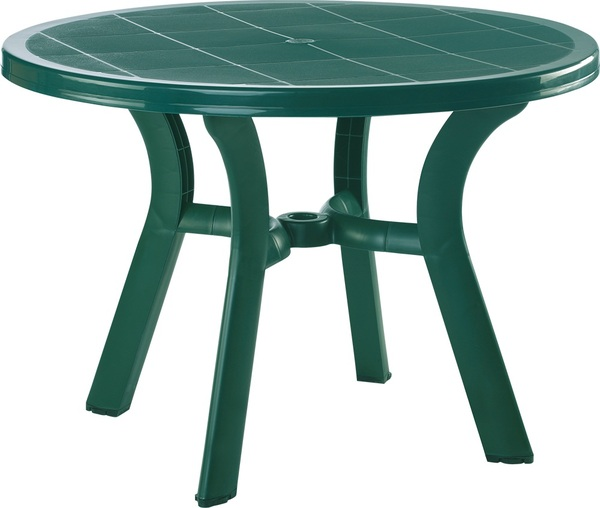 SST-146-Truva Round Table Plastic D105