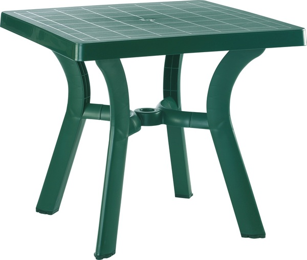 SST-158D-Rectangular Table Plastic-180x90
