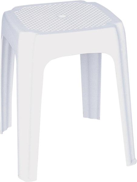 SST-182-Roma Rectangular Plastic Table 140x80