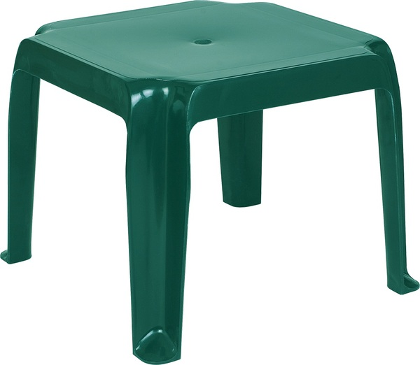 SST-196-Rectangular Foldable Table 120x70 Plastic-Steel