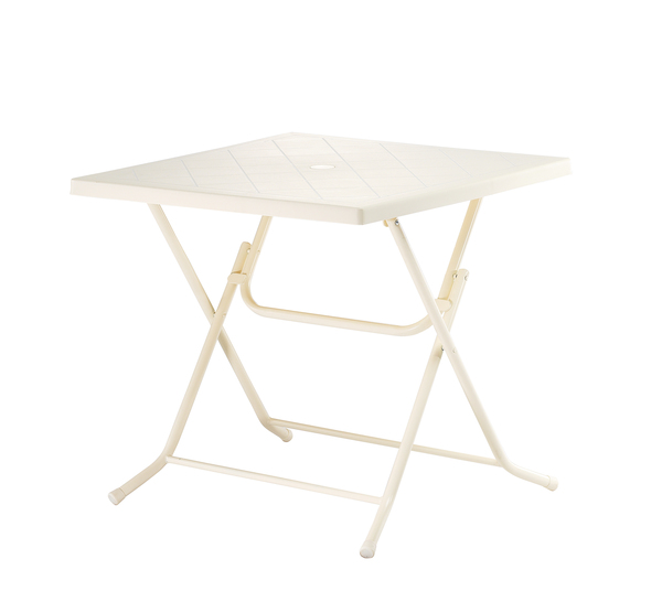 NVS-C003 Plastic Table 90x90cm