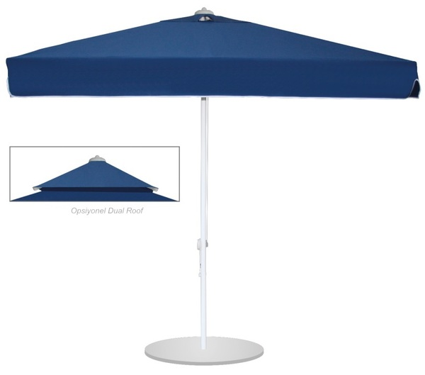SOD-BND-SQR50-Square Umbrella