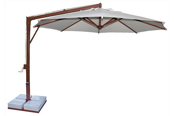 SOD-SNPL-Side Pole Hanging Round Umbrella