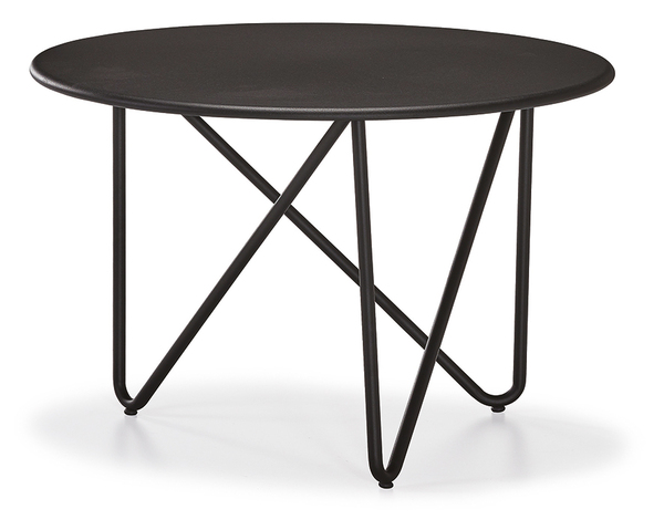 DCS-541-1-Round Coffee Table D70cm Metal