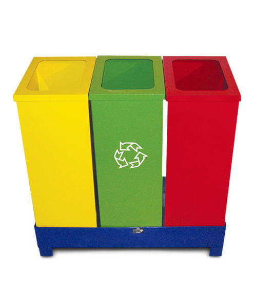 NEO-G16-Litter Sorting Unit&Recycle Bin