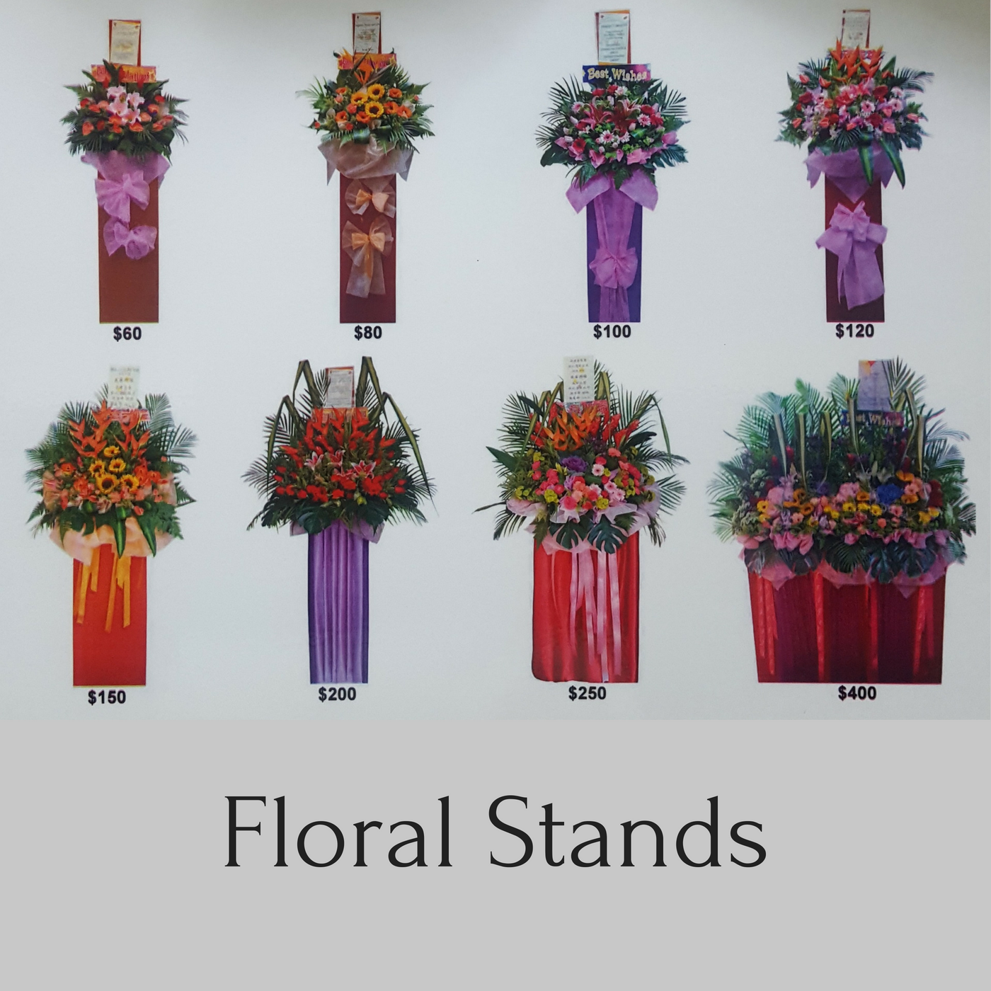 Floral Stands