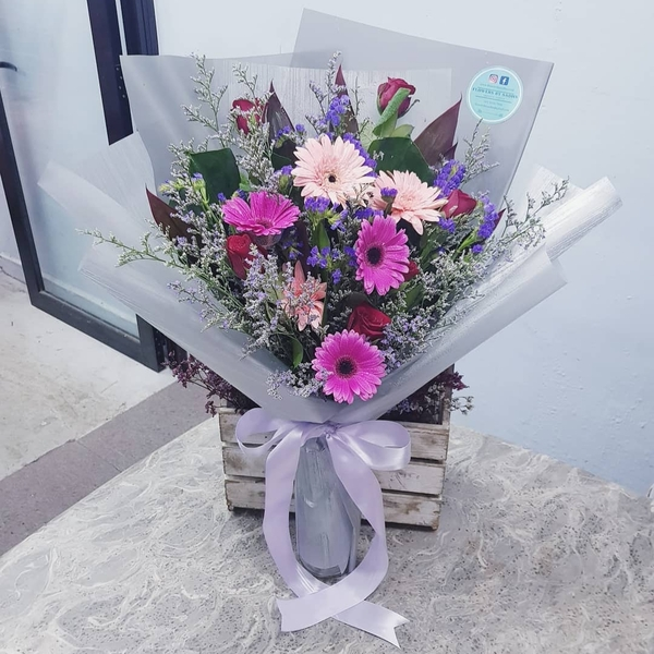 Bouquet with FREE DELIVERY
