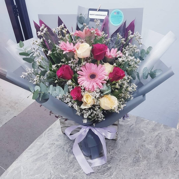Bigger Bouquet with FREE DELIVERY