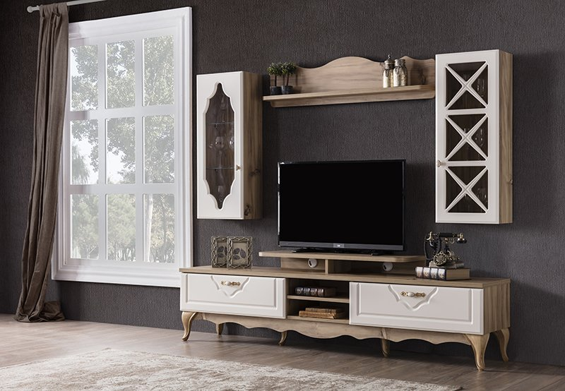BOSTON CREAM WALL UNIT