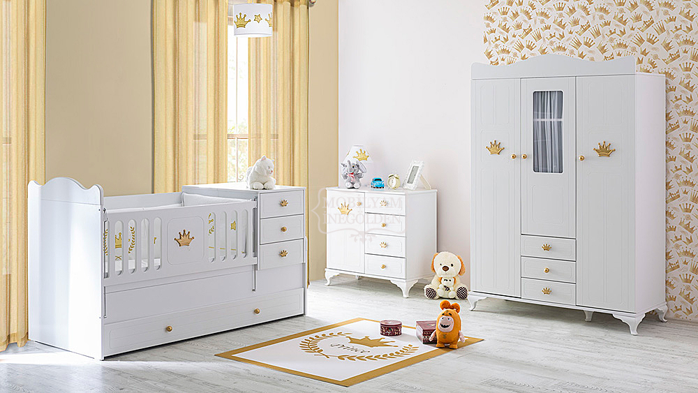 Kupon King Gold Babyzimmer / 412.023