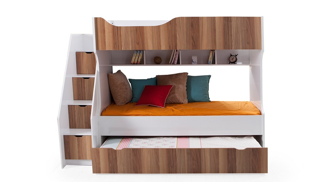Stockbett Walnut / 412.027
